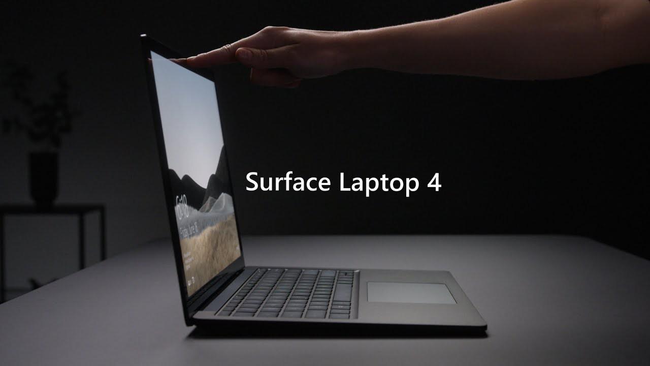 giá bán surface laptop 4