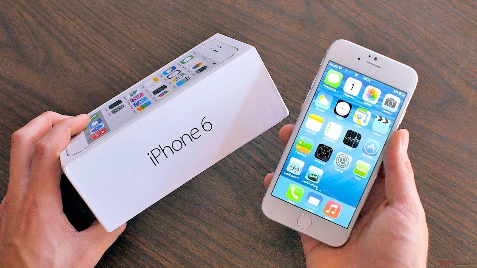 Điện thoại iPhone là gì